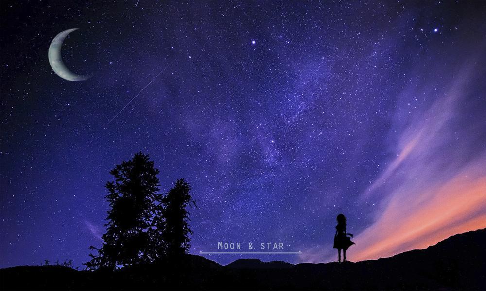 moon and stars - 1000×600